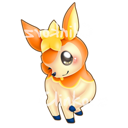 Deerling by Clinkorz