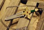 Sword of Seals Necklace