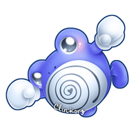 Poliwhirl v2 by Clinkorz