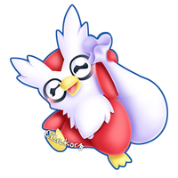 Delibird by Clinkorz