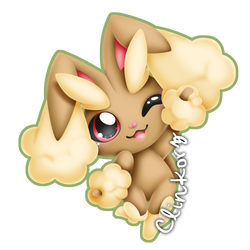 Lopunny by Clinkorz