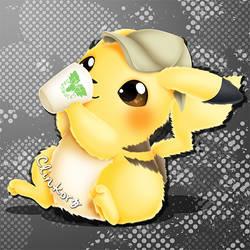 Detective Pikachu by Clinkorz