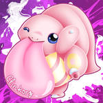 Lickitung by Clinkorz