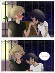 Marichat Fluff Comic (Part 3) [END]