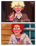 Kiribaku Week Day 4 [Part 2/3]
