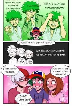 Kiribaku Emotions Comic Part 5 [2/2]