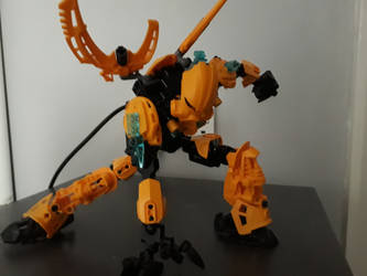 Toa Arcan (V3) by ToaArcan