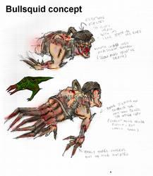 Bullsquid concept by wonrz