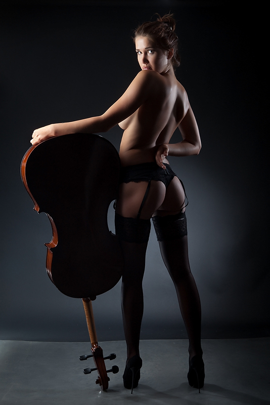 Cello By Bagdasar On DeviantArt