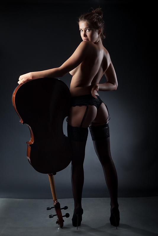 Cello By Bagdasar On DeviantArt