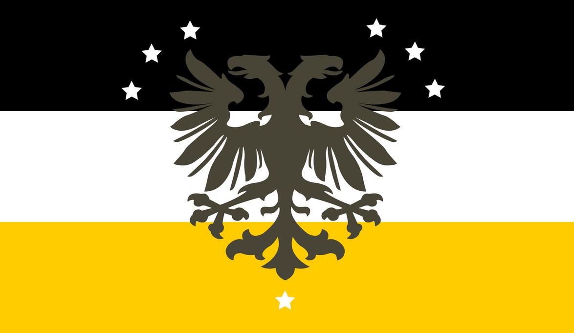Danubian Federation - Kaiserreich Universe by FitzGeraldian