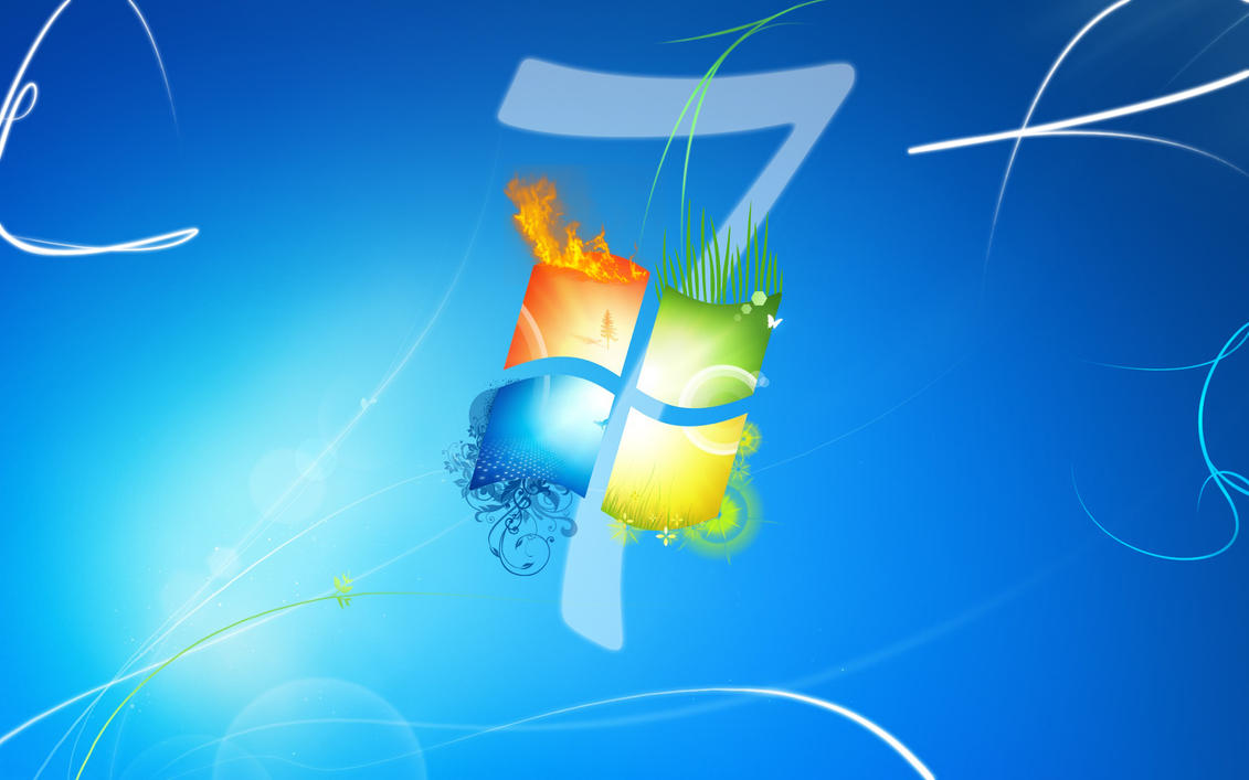 Windows Se7en by gtx-extreme88