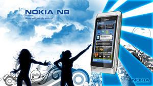 Nokia N8 by gtx-extreme88