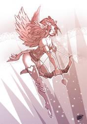 Cupid by estivador