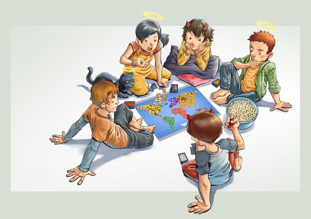 war game by estivador