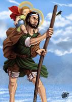 saint AD by estivador