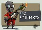 Meet the Pyro by estivador
