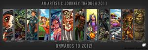 2011 artistic journey