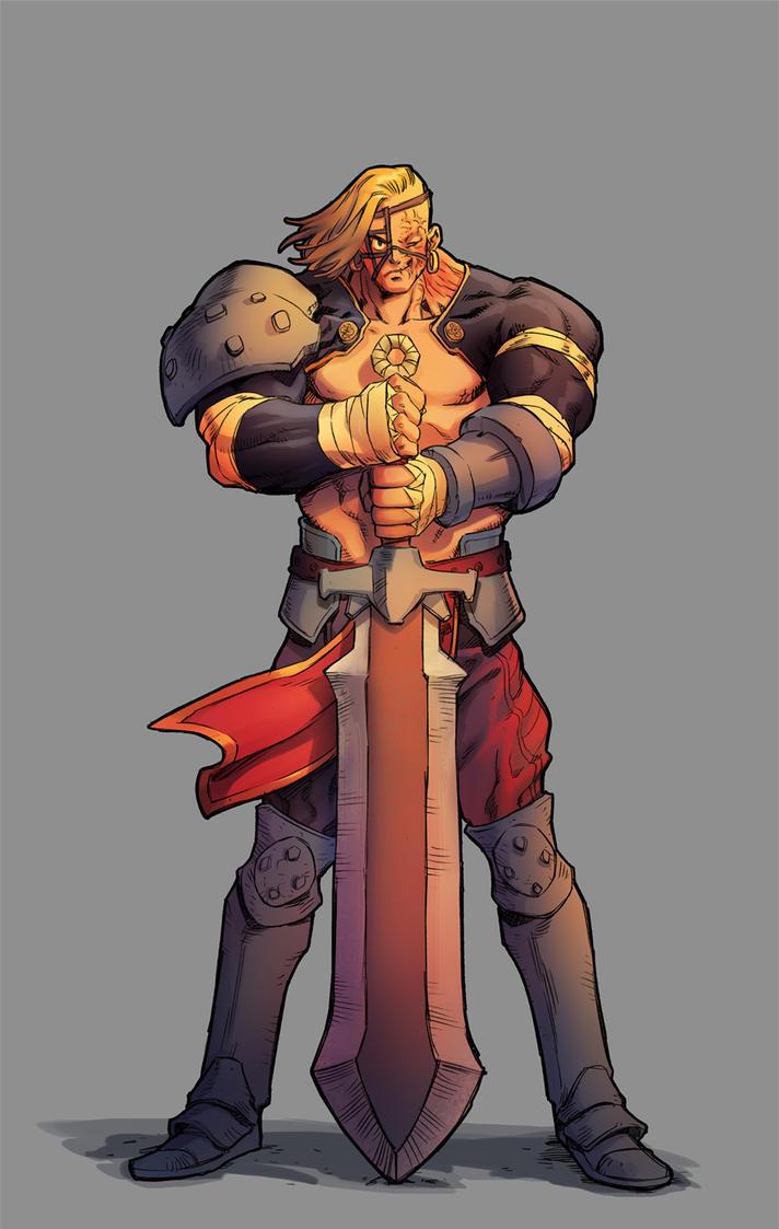 Sword One by estivador