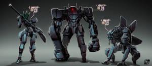 Robot Crew
