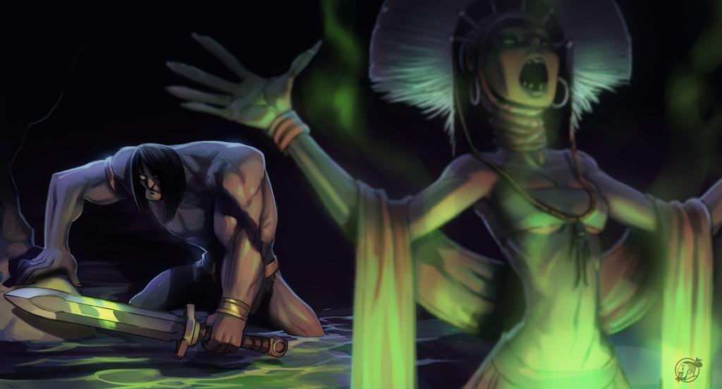 Generic Conan by estivador
