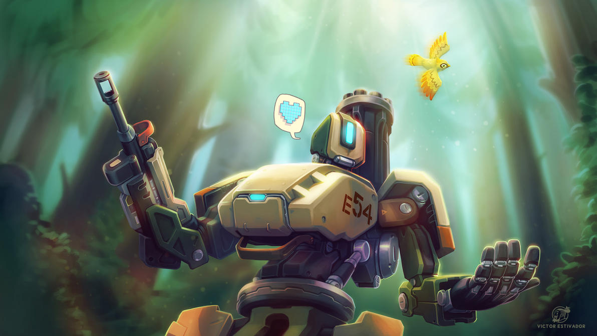 Bastion Overwatch by estivador