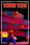 Dk Mario Arcade by Estivador