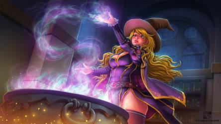 witchcraft work by estivador