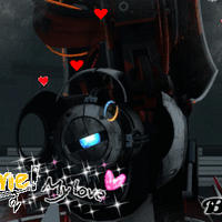Wheatley Loves you by BritneySweetCore