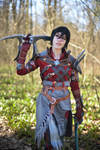 Marian Hawke Cosplay Dragon Age