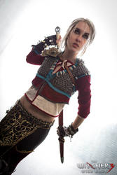 Ciri Alternative Look by DrosselTira