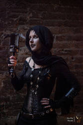 Thief 4 Erin cosplay by DrosselTira