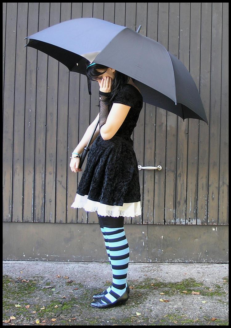 Umbrella I by Eirian-stock