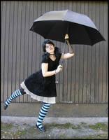 Umbrella II by Eirian-stock