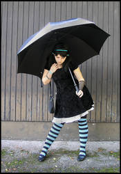 Umbrella III by Eirian-stock