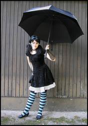 Umbrella VI by Eirian-stock