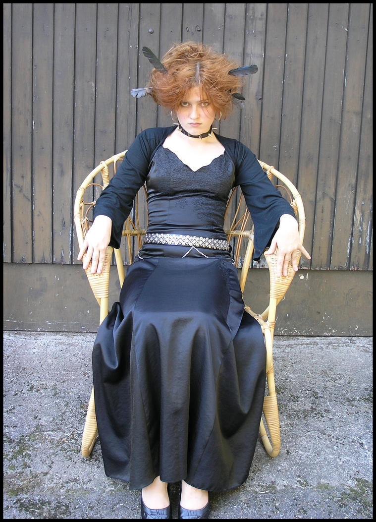 Rowena - Queen Of The Dark by Eirian-stock