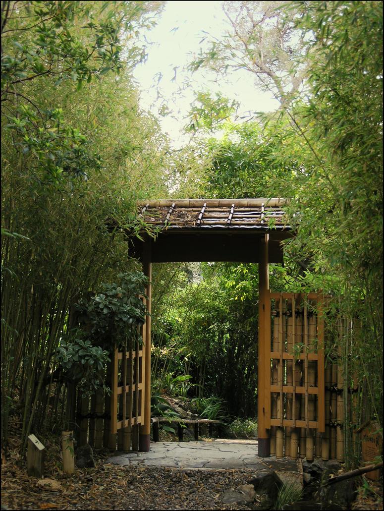 BG Gate by Eirian-stock
