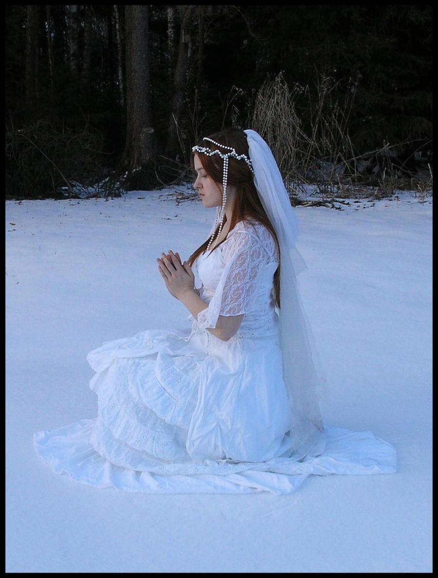 Snow Queen by Eirian-stock