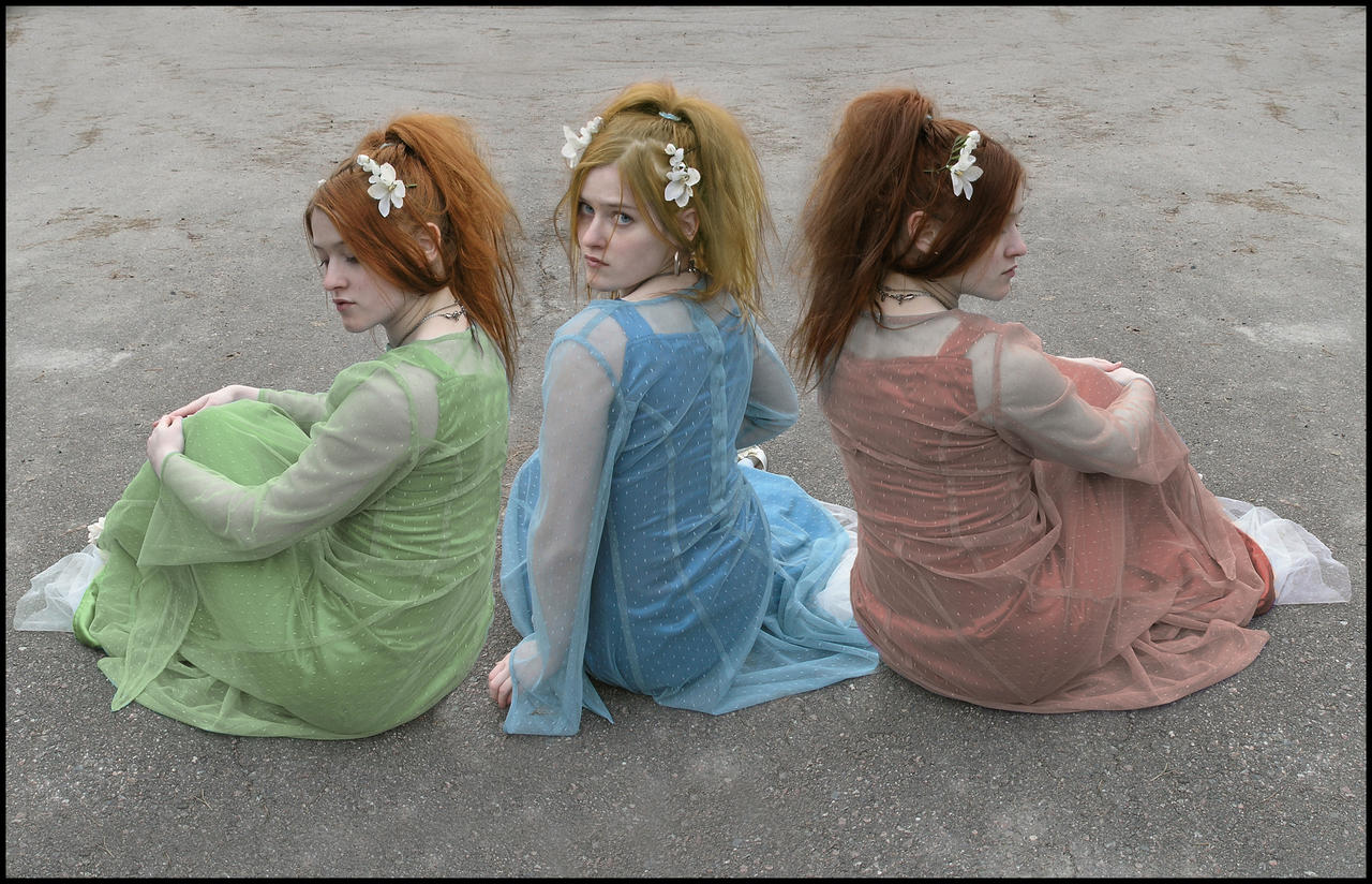 Three Sisters by Eirian-stock
