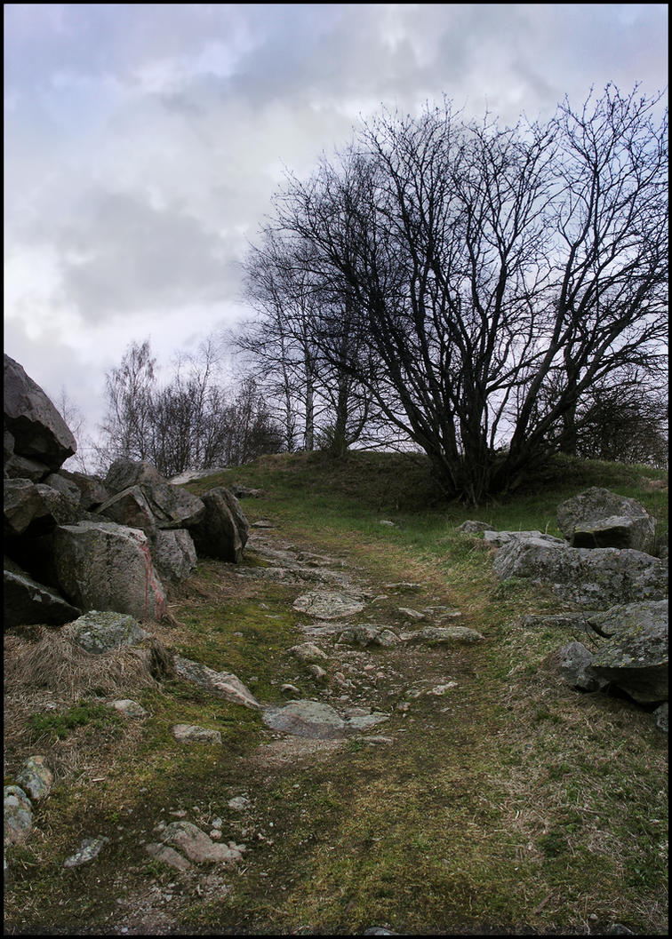 BG Barren Hill by Eirian-stock
