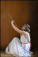 Artemis I by Eirian-stock