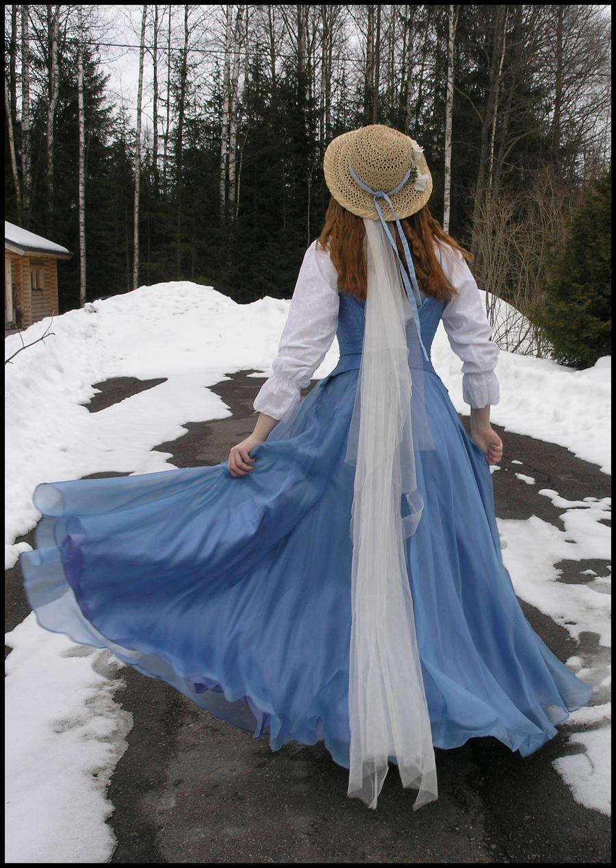 Bluebell Dress VI
