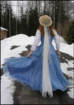 Bluebell Dress VI