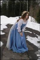 Bluebell Dress V by Eirian-stock
