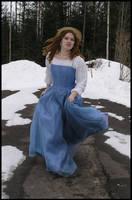 Bluebell Dress I by Eirian-stock