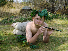 The Piper Boy III by Eirian-stock
