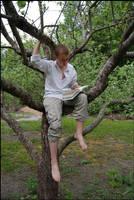 Bookworm by Eirian-stock