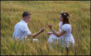 He And She I by Eirian-stock