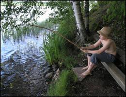 Angler - Little Fisherman